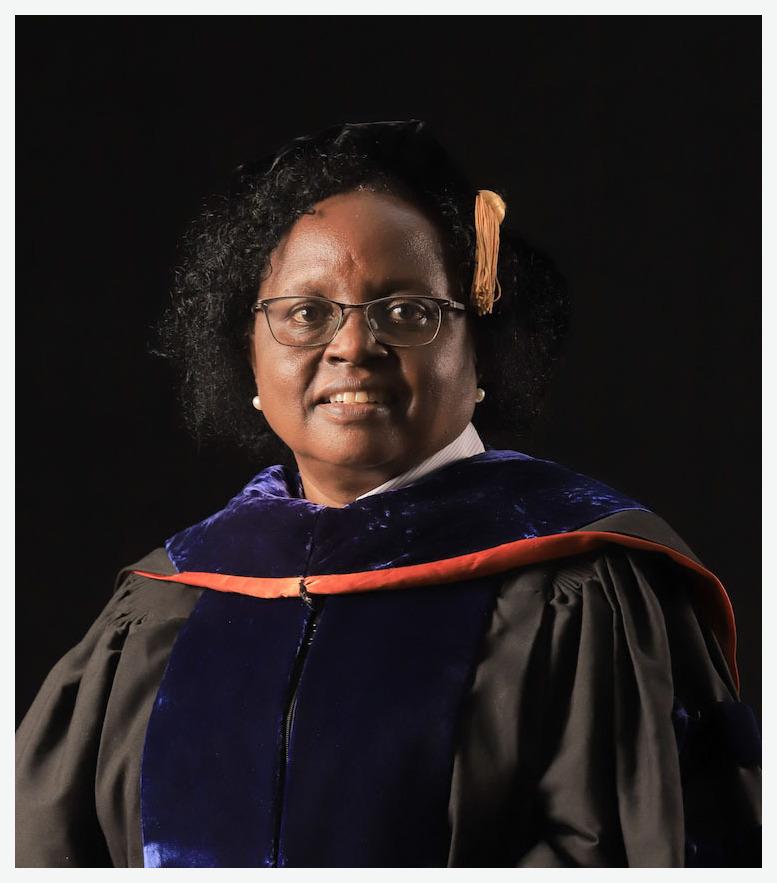 Prof. Faith Nguru